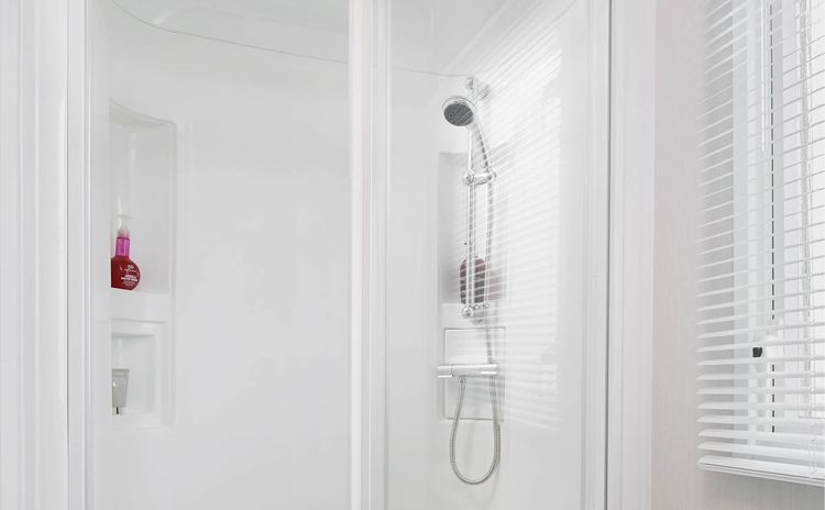 Holiday Home Shower Pod